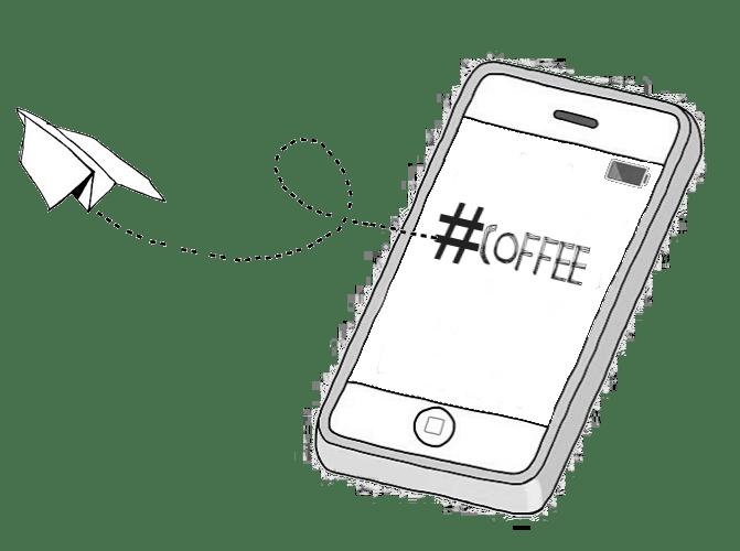 Coffee Writing e i social network