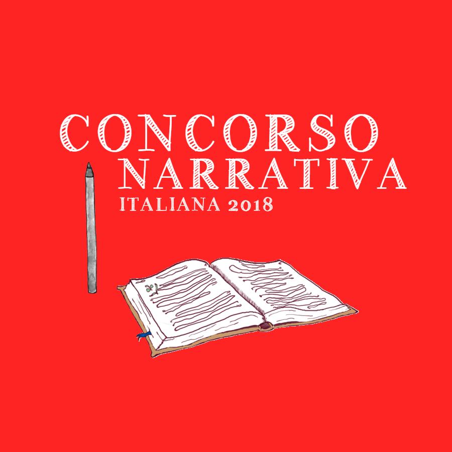 Arriva il Concorso di narrativa italiana 2018