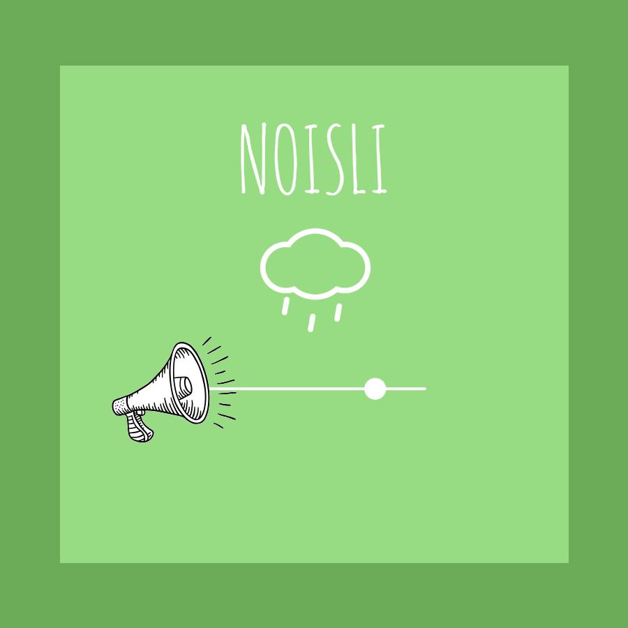Noisli: il generatore di suoni per lavorare meglio