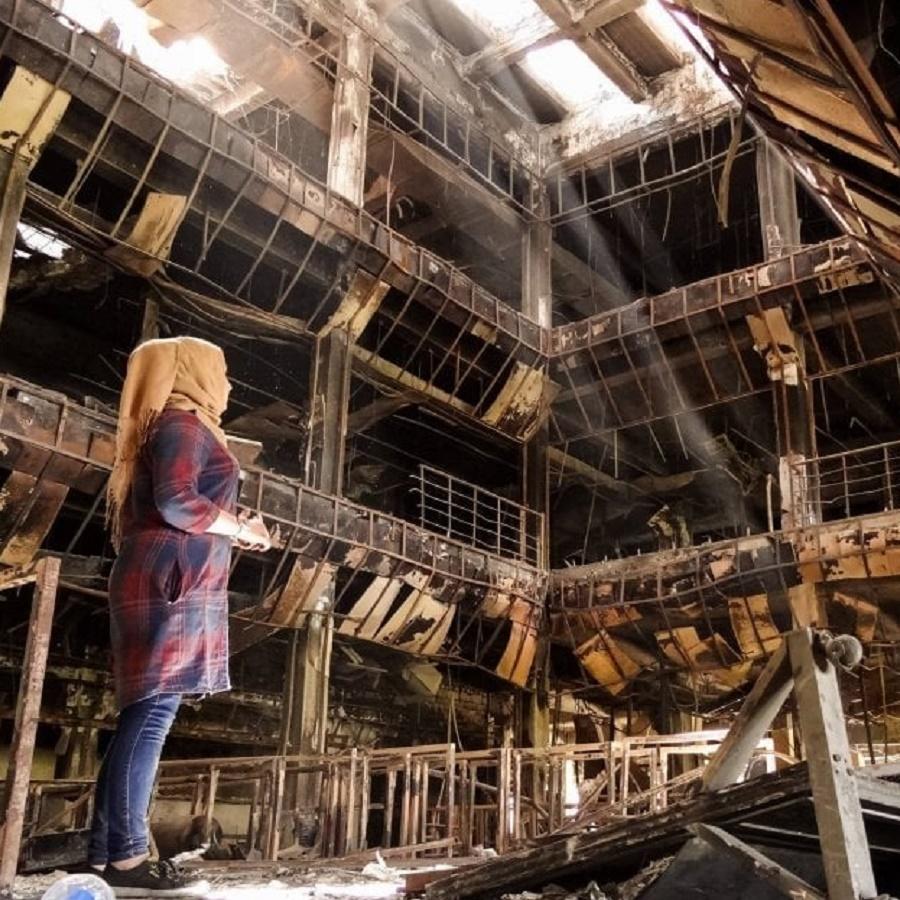 Mosul Eye: il blogger che ricostruisce la biblioteca distrutta dall'Isis