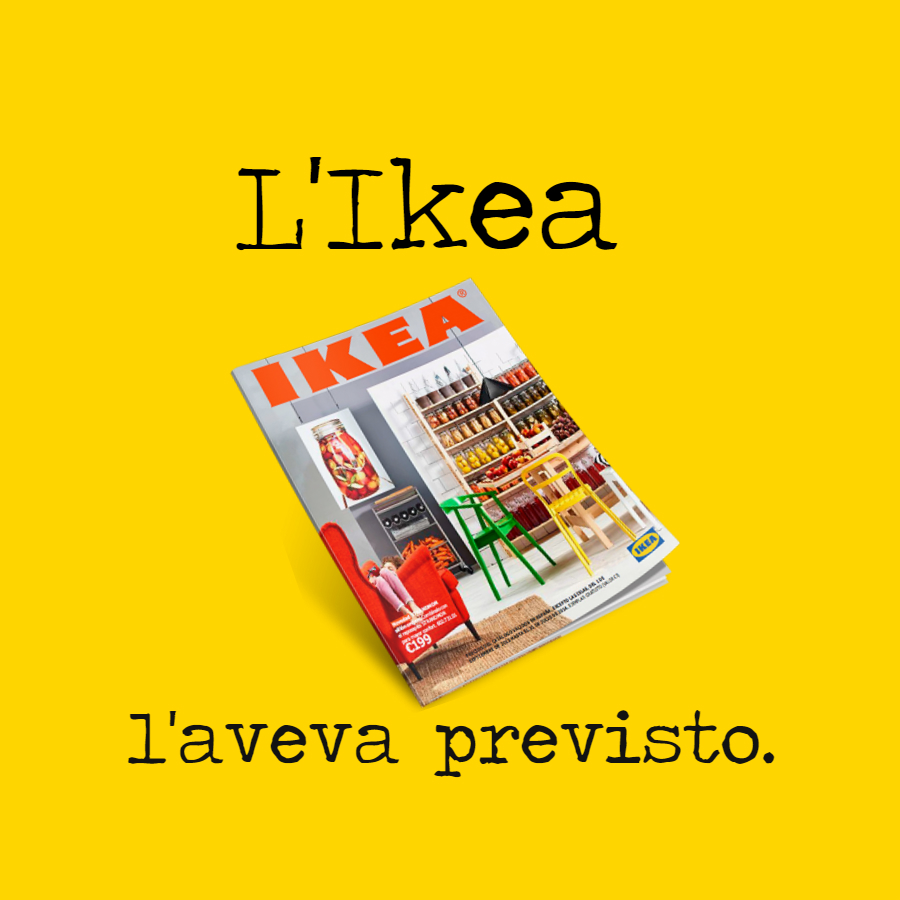 """Ikea prevede il futuro: ecco la nuova campagna """"cospirazionista"""" 2018"""
