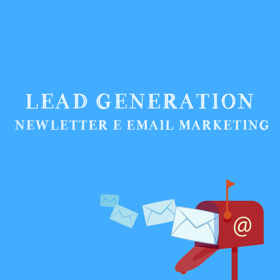 Lead generation e newsletter: l'email come strumento di marketing