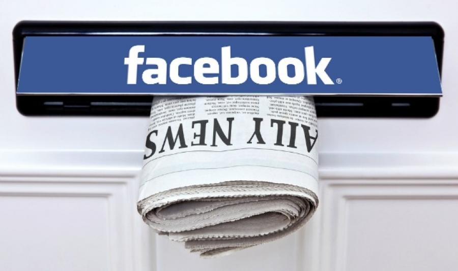 Facebook e news a pagamento: editoria social