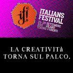 Italians Festival, la creatività sul palco a Milano