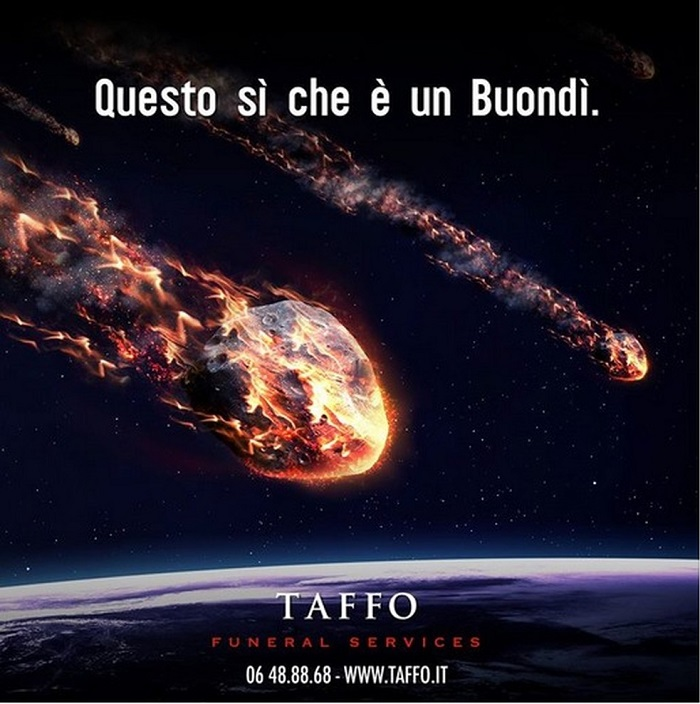 Taffo e Buondì Motta, ecco il post su Facebook.