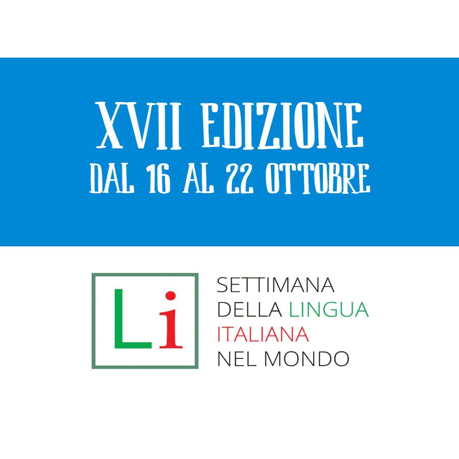 La Settimana della lingua italiana nel mondo e la Giornata ProGrammatica