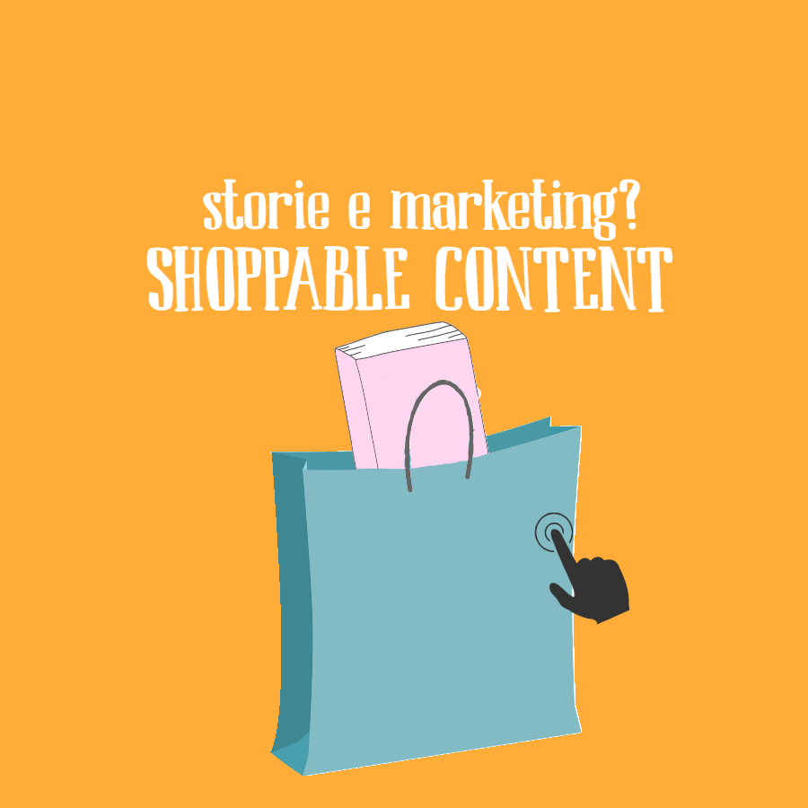 Shoppable Content: storytelling a portata di clic