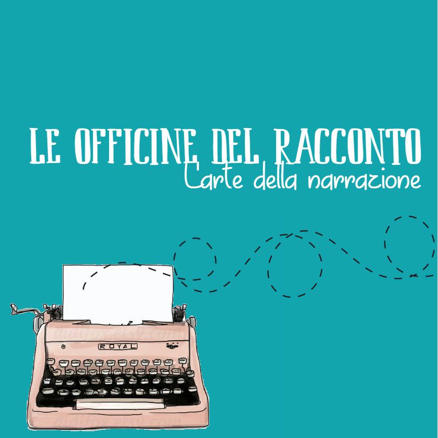 Le Officine del racconto: scrittura creativa e arte della narrazione a Milano e a Roma