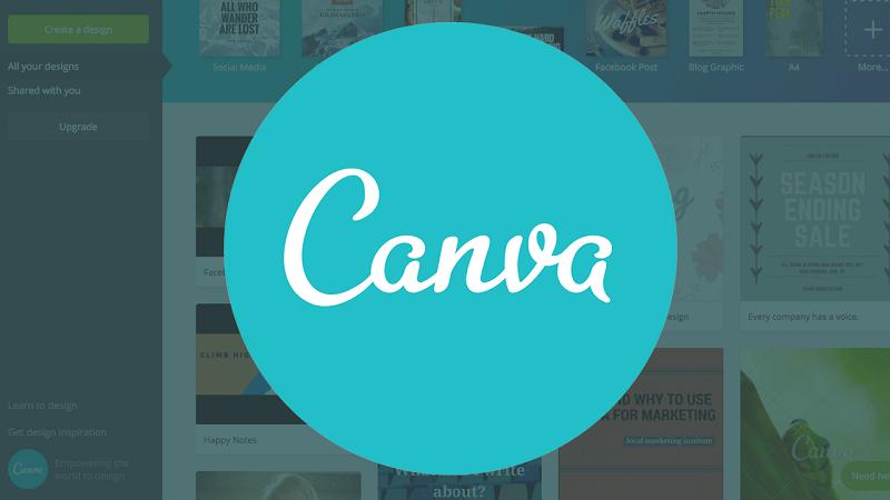 Canva, tool di graphic design per social post