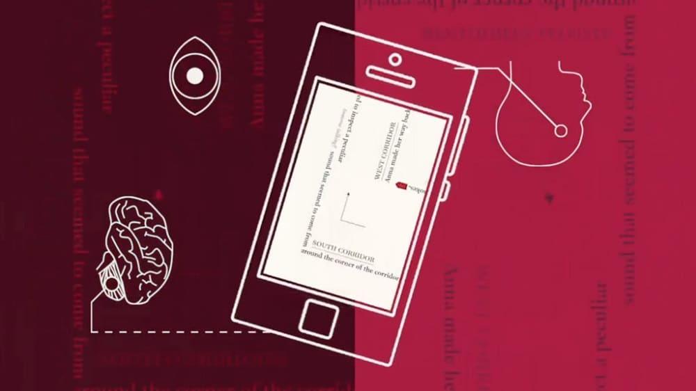 Il futuro della lettura è in un videogioco: le parole riempiono lo spazio