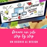 Come creare un sito: un occhio al design