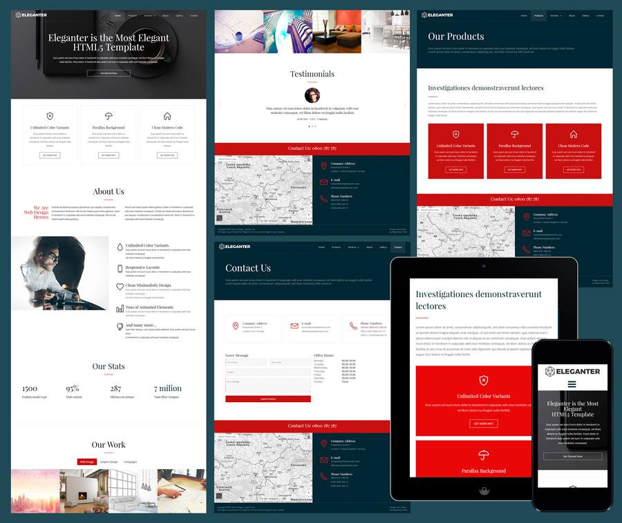 Creare un sito: template WordPress