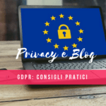 GDPR e privacy per i blog