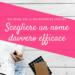 Naming: come scegliere un nome efficace