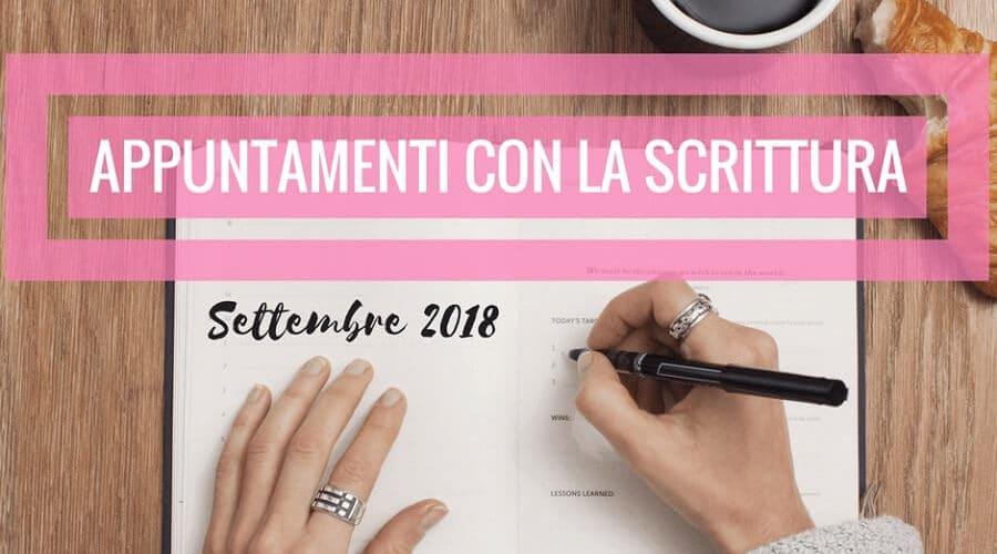 Appuntamenti con la scrittura: corsi, workshop e festival