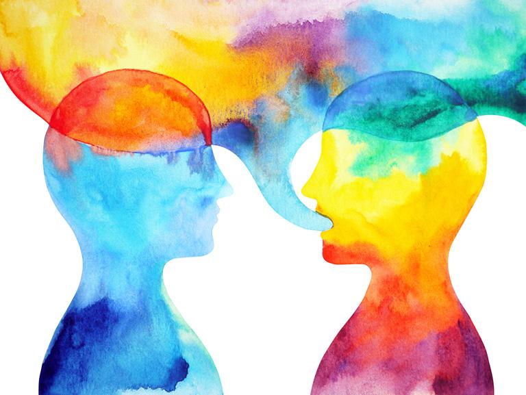 Sinestesia, sfere sensoriali