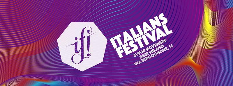 Torna IF! Italians Festival: storie, creatività e mondo digital