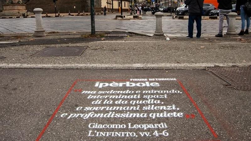 La cultura si fa strada, un'iniziativa che promuove la lingua italiana