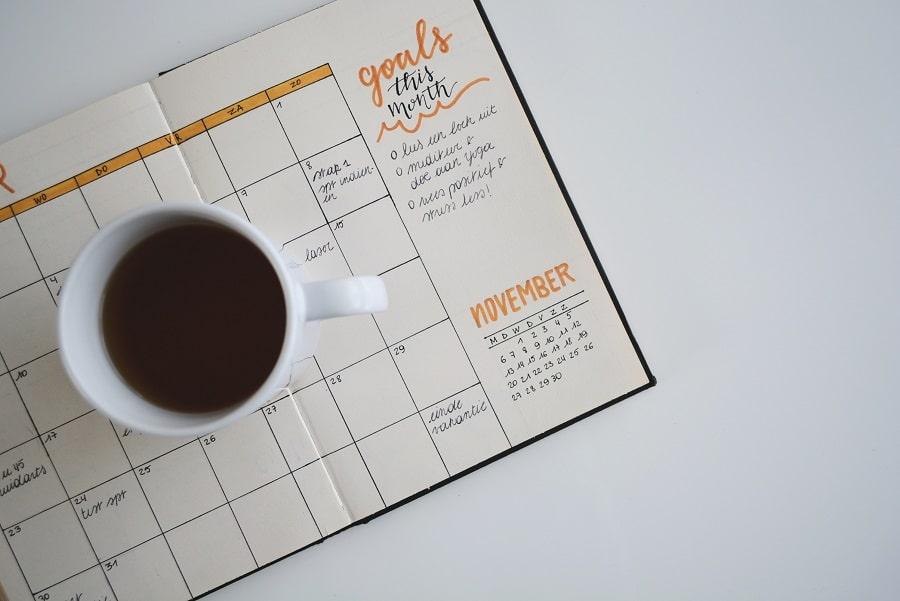 Piano editoriale e calendario editoriale