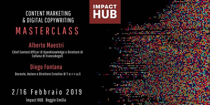 content marketing e digital copywriting masterclass