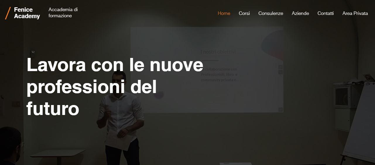 Corso Copywriter Fenice Academy