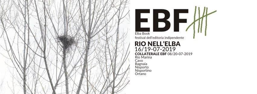 Elba Book Festival, il festival dell'editoria indipendente