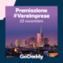 Award GoDaddy - Vere Imprese