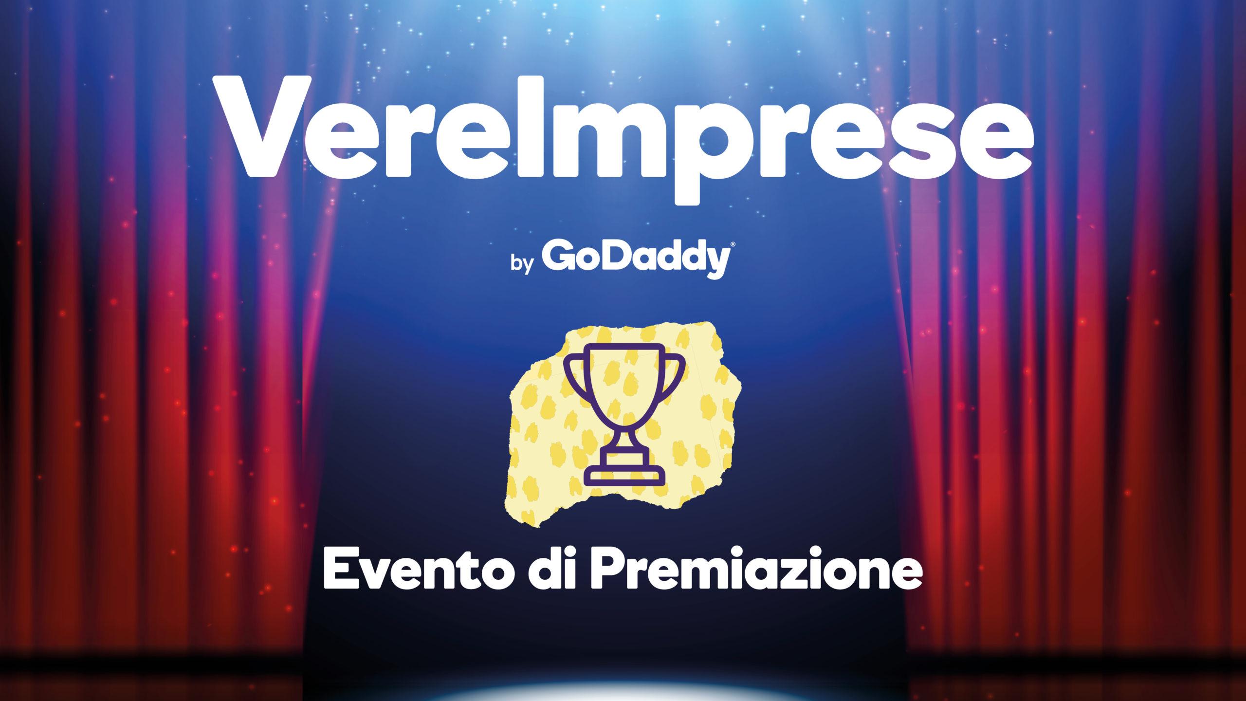 Evento di premiazione GoDaddy